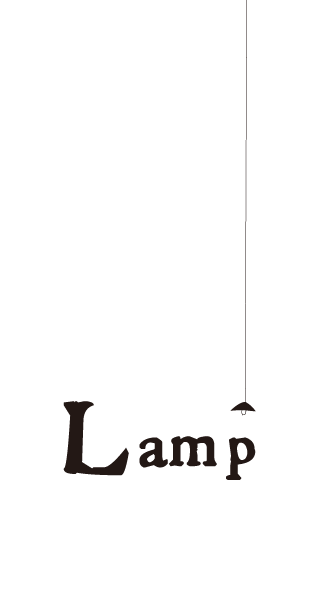 Lamp hair salon